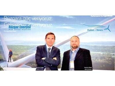 Rüzgar Türbini Yağ Değişimi Servis Hizmetinde ExxonMobil ile WST' nin İşbirliği